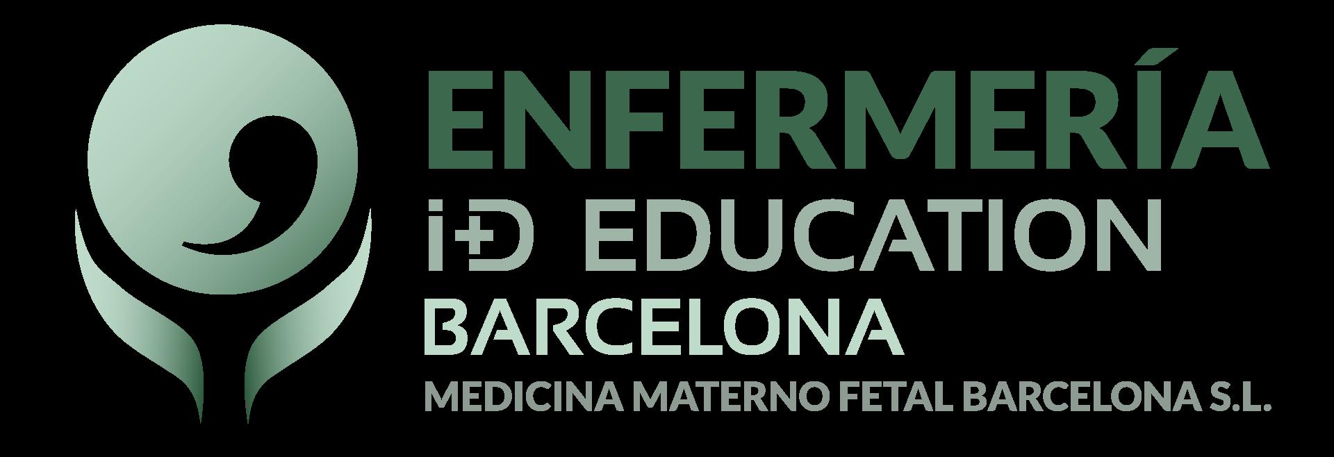 Logotipo enfermería barcelona